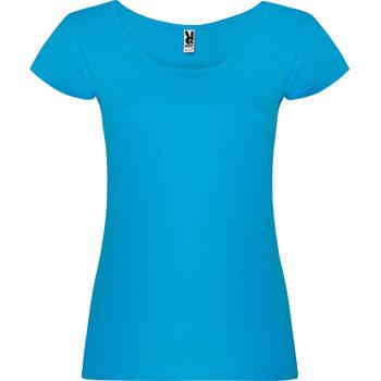 Guadalupe T 100Cotonecolori Shirt Assortiti Donna 7bgvYf6y
