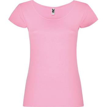 T Donna Shirt Guadalupe 100Cotonecolori Assortiti ZwPiukOXT