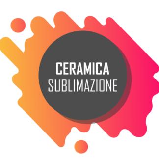 Ceramica per la stampa sublimatica